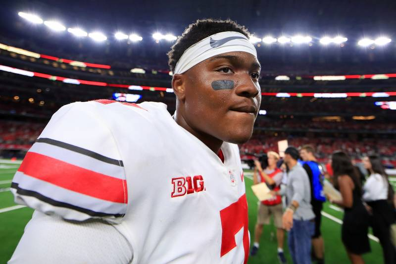 Adam Kramer on College Football: Ohio State's Haskins Mentored by an