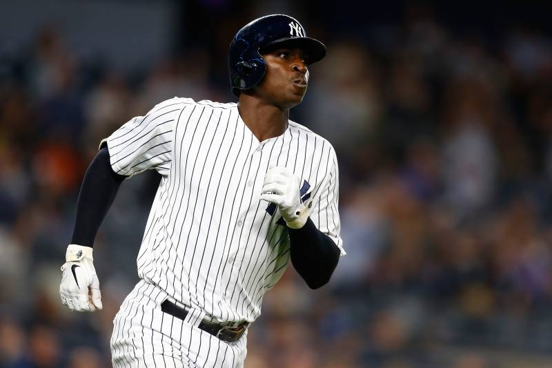 f5e995fc8 Yankees News  Didi Gregorius Cleared for Baseball Activities with ...