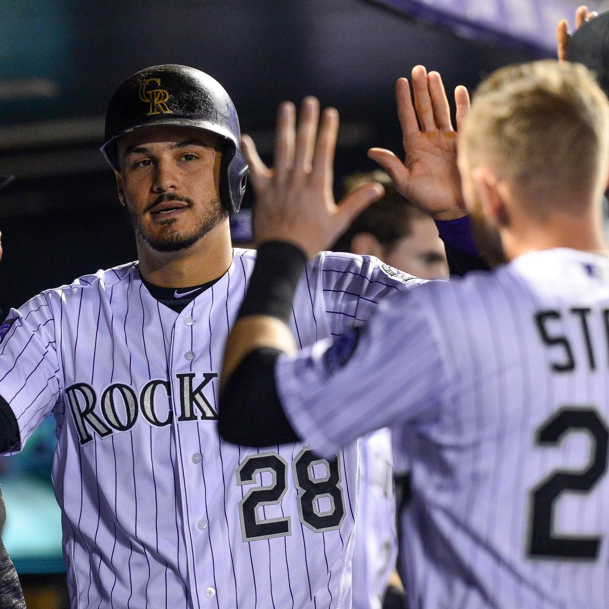 Rockies Clinch Berth In 2018 MLB Playoffs With Win Over