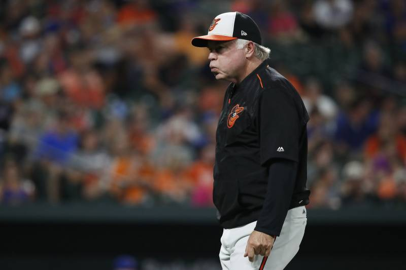 b870a294e53 Manager Buck Showalter Reportedly Fired by Orioles After 9 Seasons ...