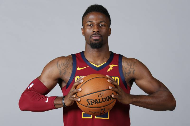 0e9592b4453 Cavaliers News  David Nwaba Turned Down Pacers Contract to Sign with ...