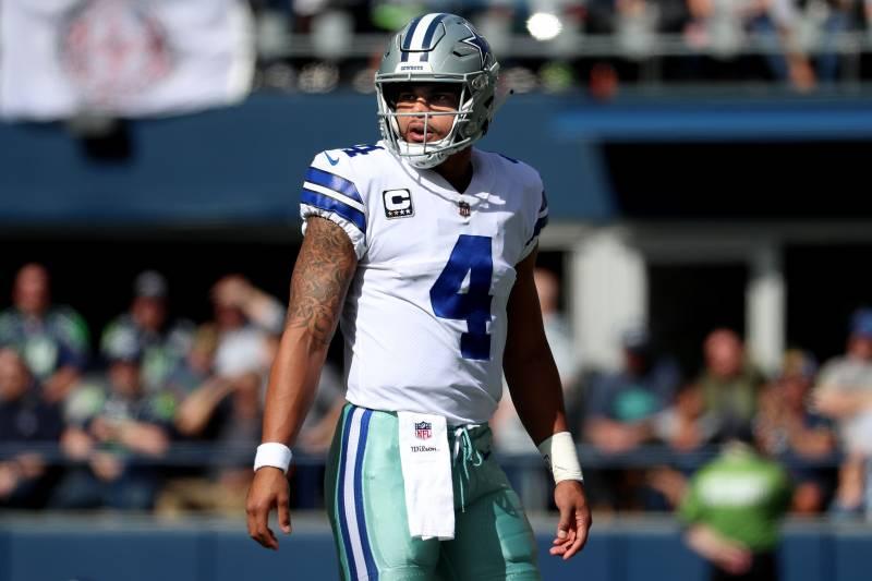 b3e2890a751 Jerry Jones: Cowboys 'Proud' of Dak Prescott, Sees Similarities to Rams'  Offense