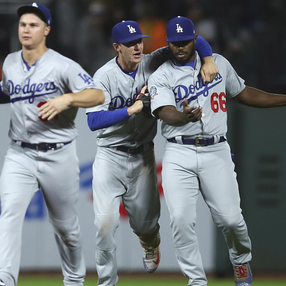 NL Playoff Picture 2018: Predicting Final Standings And
