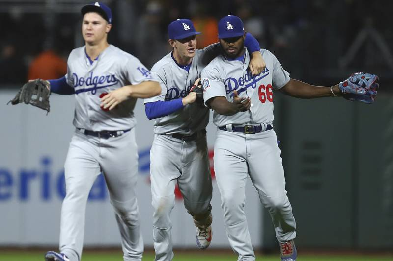Nl Playoff Picture 2018 Predicting Final Standings And Wild Card