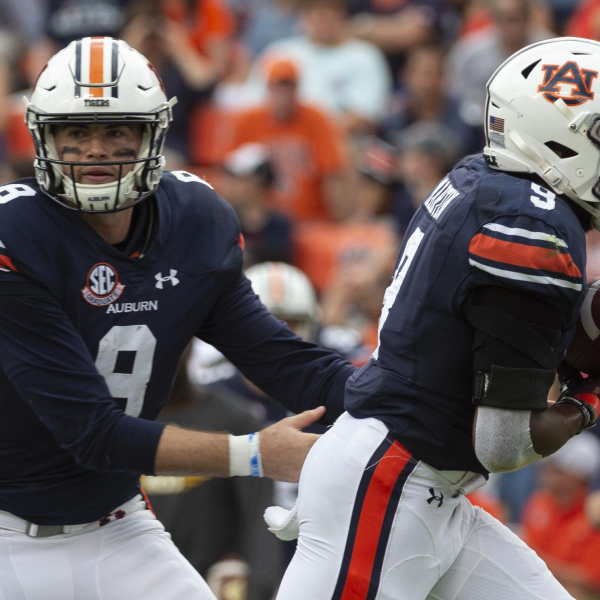 Auburn Tigers vs. Mississippi State Bulldogs Odds, College ...