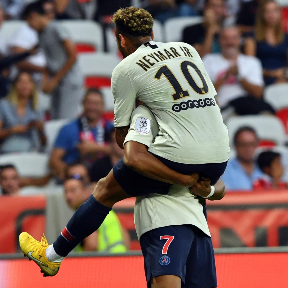 Bastia 0 3 Psg Match Report: PSG Vs. Red Star Belgrade: Odds, Preview, Live Stream, TV