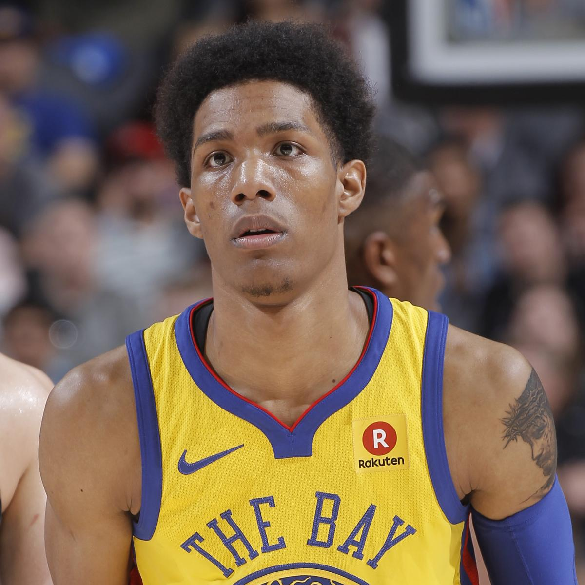 Report: Pat McCaw To Decline Warriors Qualifying Contract
