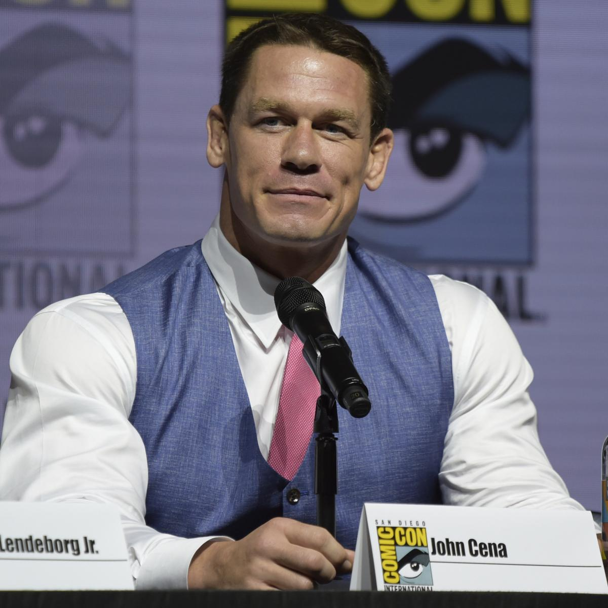 John Cena WWE Super Show-Down Appearance Must Lead To Full