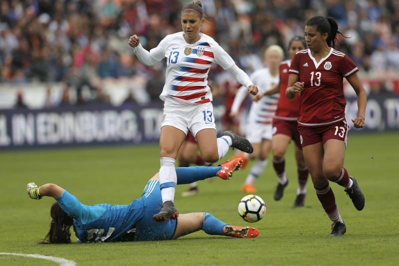 ffa4f57a6fa USA vs. Mexico Women s Soccer  Start Time