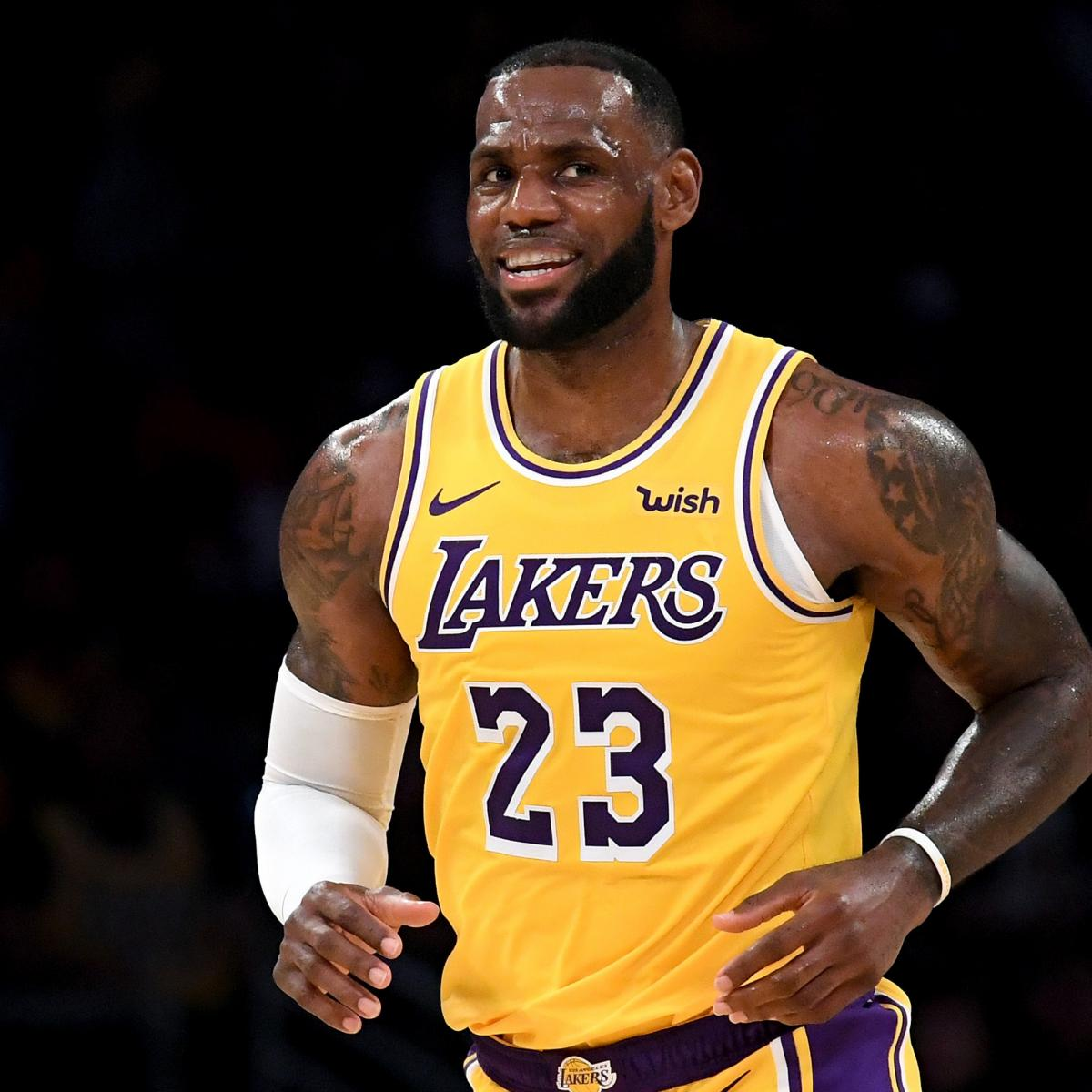 Game 1 Denver Nuggets Los Angeles Clippers: LeBron James Dominant; Lakers Fall To Nikola Jokic