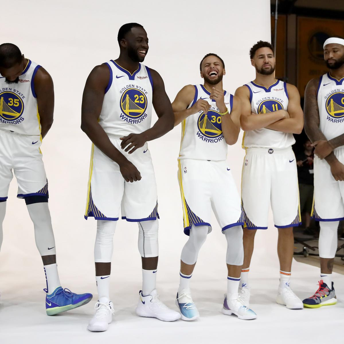 Warriors Movie Clips: NBA 2018-19 GM Survey: Warriors Win Title, Lakers' LeBron