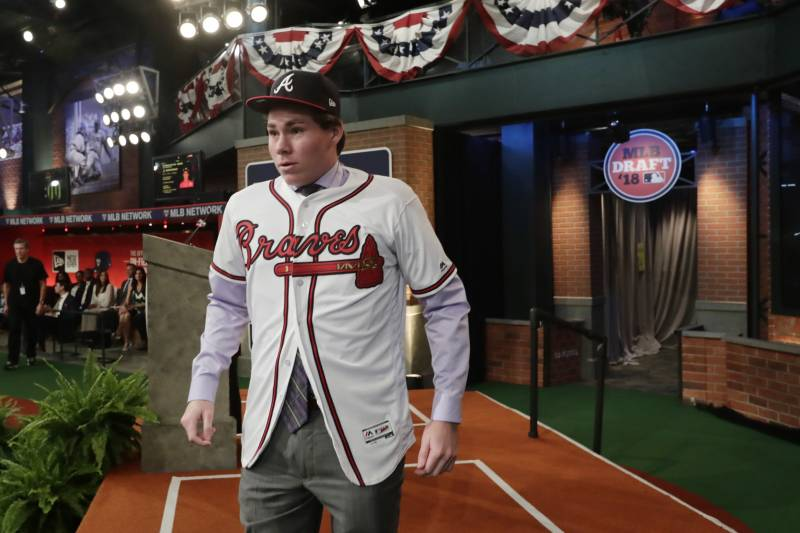41dbf6096 MLBPA Files Grievance for Braves Draft Pick Carter Stewart to Be ...