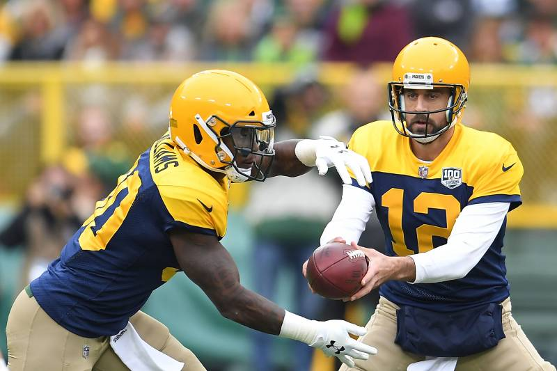 Green Bay Packers vs. Detroit Lions Odds 421ab4597