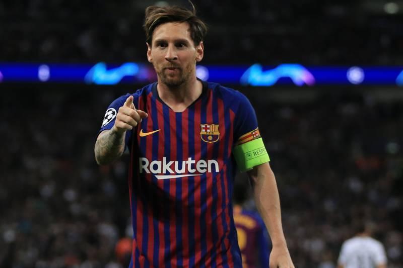 d915b9f3b Lionel Messi Wants 3rd Barcelona Treble