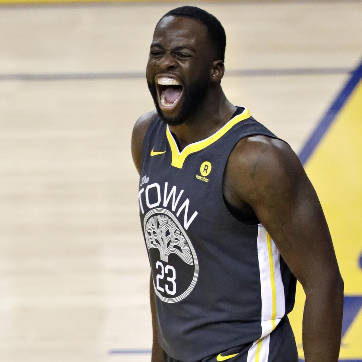 Warriors Kevin Durant Injury Update: Draymond Green Injures Foot Vs. Grizzlies; Steve Kerr Says