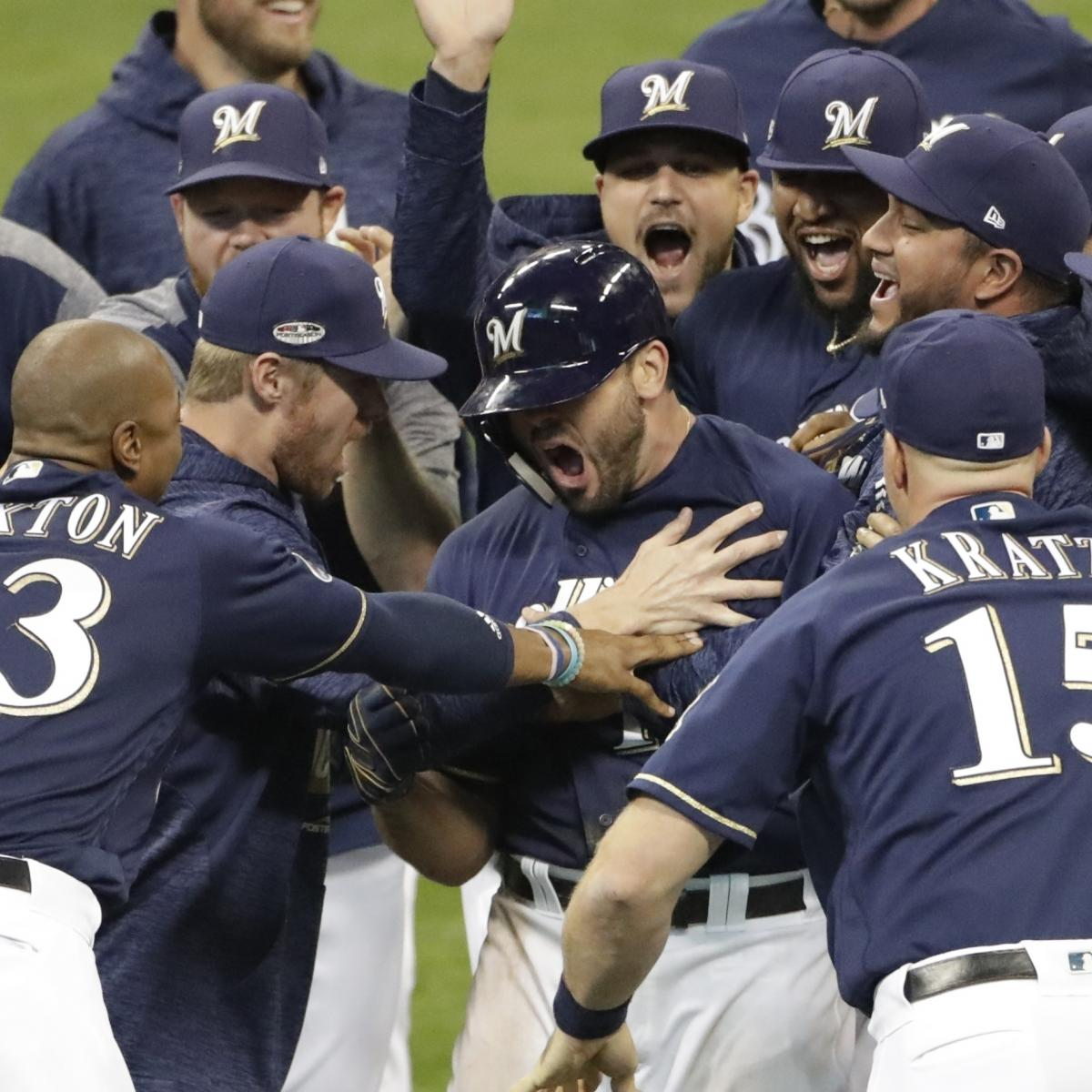MLB Playoffs 2018: Odds, TV Schedule, Predictions For