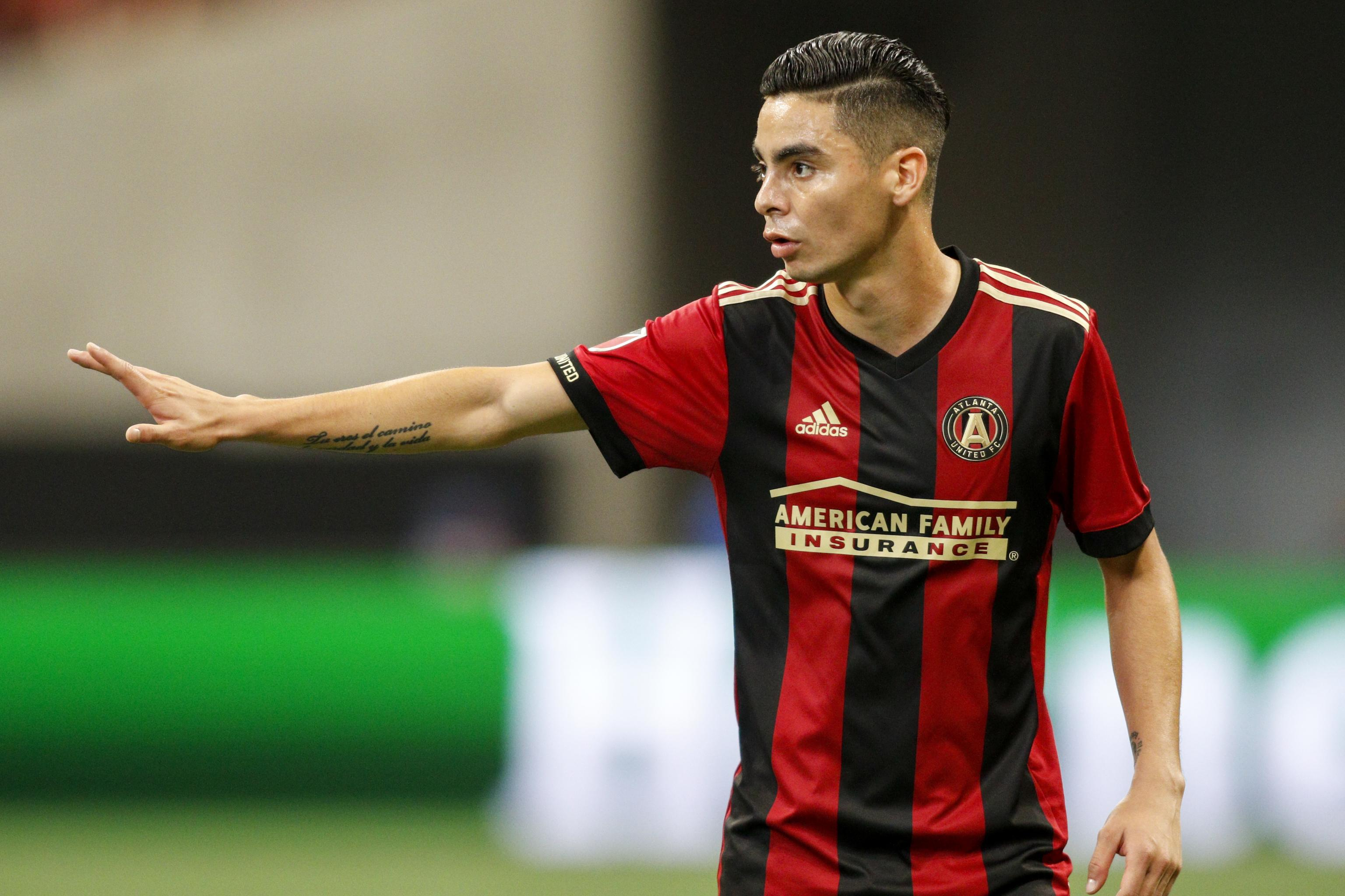 the latest af34b 30241 Arsenal Reportedly Interested in Signing Miguel Almiron from ...