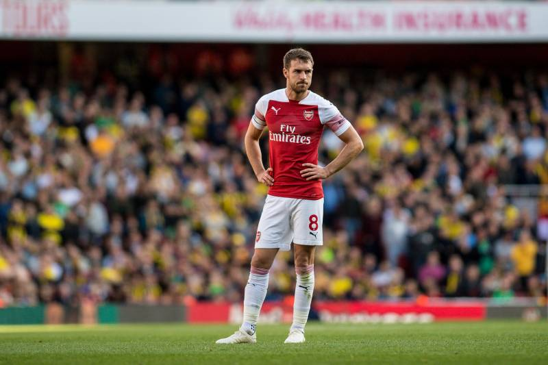 low priced bba77 cf8c1 Arsenal Transfer News: Aaron Ramsey Reportedly Wanted by ...