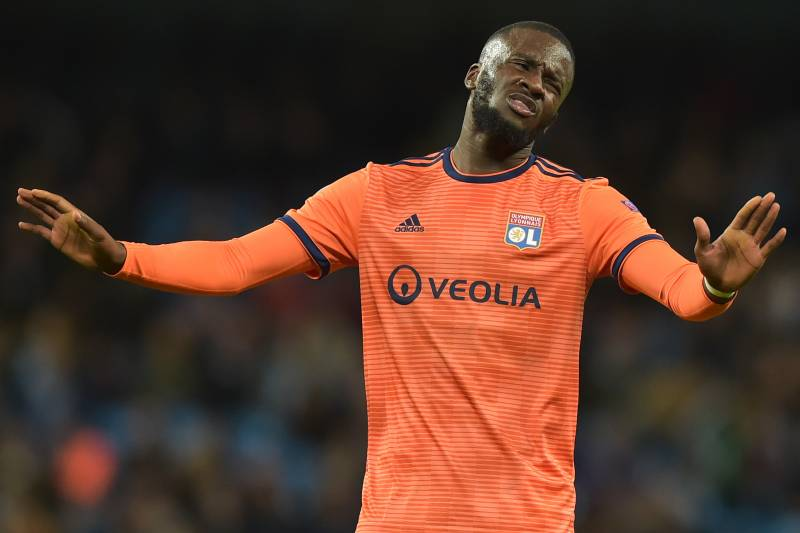 sports shoes cf60a 6808c Manchester City Transfer News: Tanguy Ndombele to Cost £70M ...