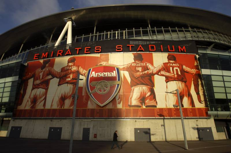3ef9e15ca Arsenal Announce Kit Deal with Adidas Reportedly Worth £65M Per Year ...