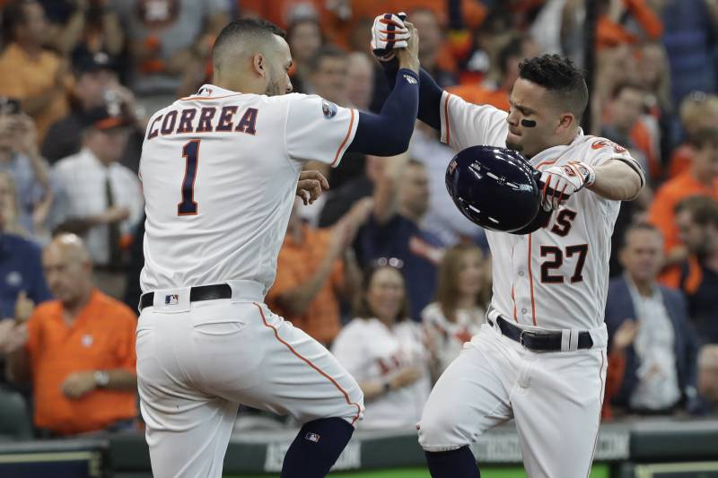 World Series 2018 Odds: Astros, Dodgers, Brewers Favored in Latest