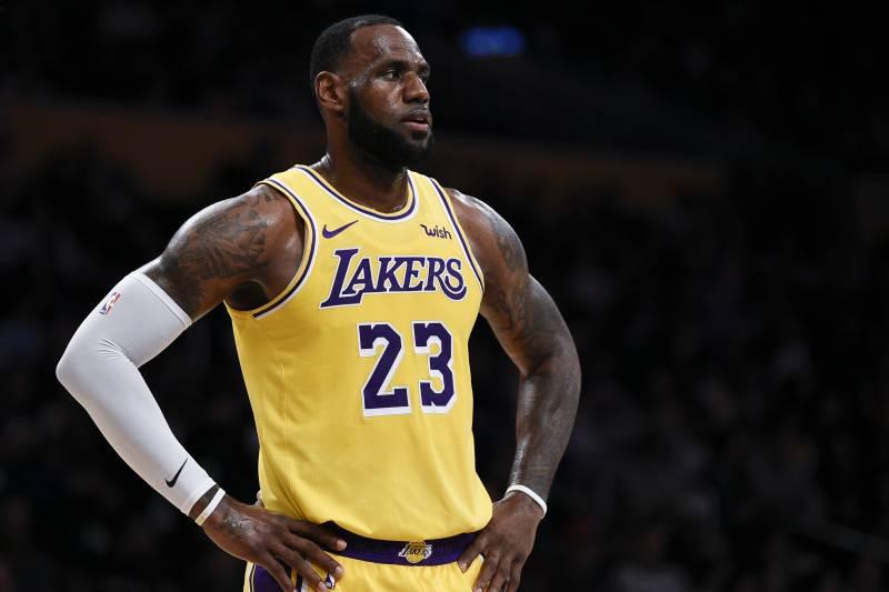 4986337e03c0 Lakers Rumors  Latest on LeBron James  Preseason Plans and Raptors  Consideration