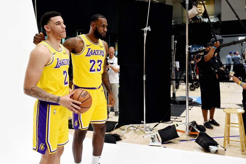 d03bf6848a1 Lakers News: Lonzo Ball to Make Preseason Debut with LeBron James vs ...
