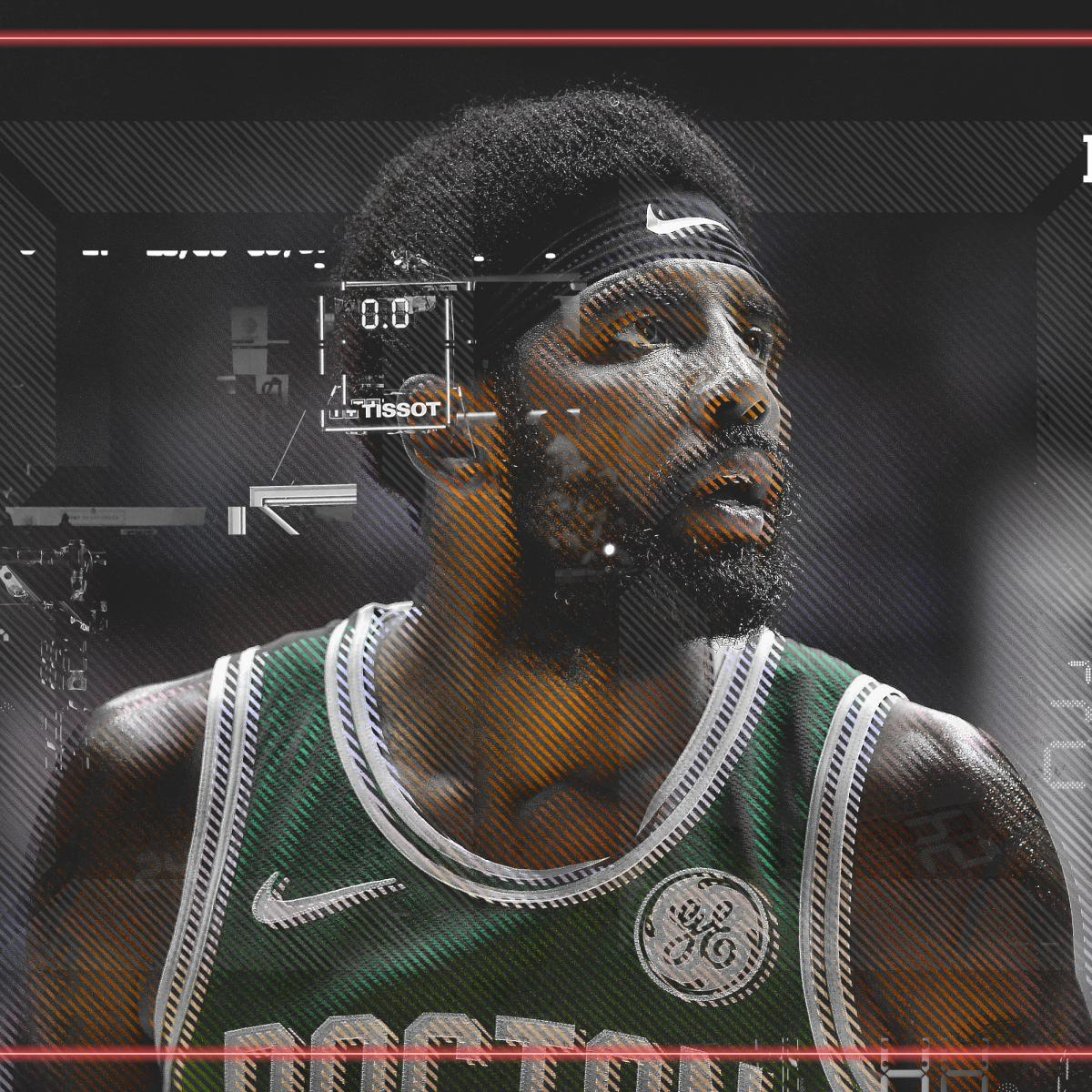 buy popular 80dcf 0f686 It s Not What Kyrie Irving Sees, It s How He Sees It   Bleacher Report    Latest News, Videos and Highlights