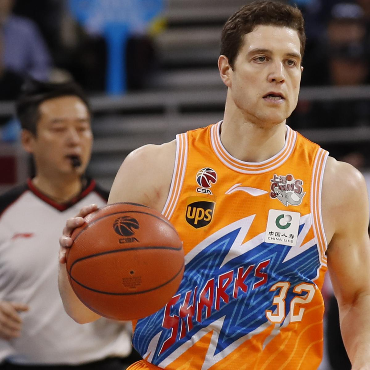 Image result for jimmer fredette stats china