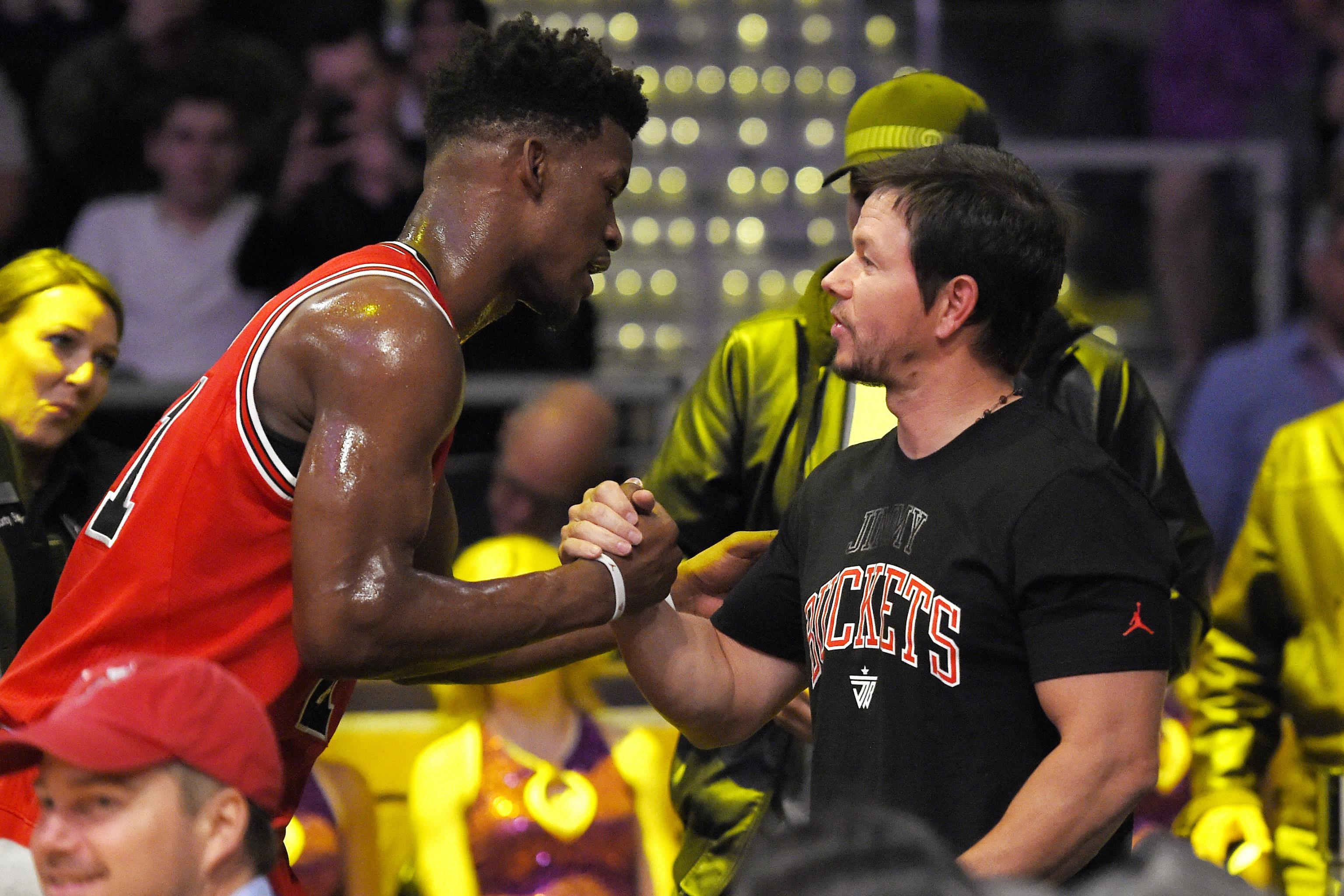 Report Bulls Insider Says Jimmy Butler Changed Due To Mark Wahlberg Friendship Bleacher Report Latest News Videos And Highlights