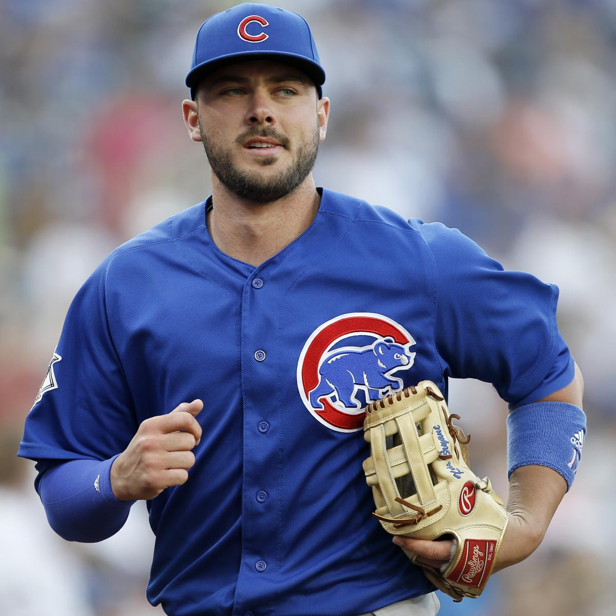 Kris Bryant Rumors: Cubs' Reported $200+M Contract Offer 'Simply Not True'