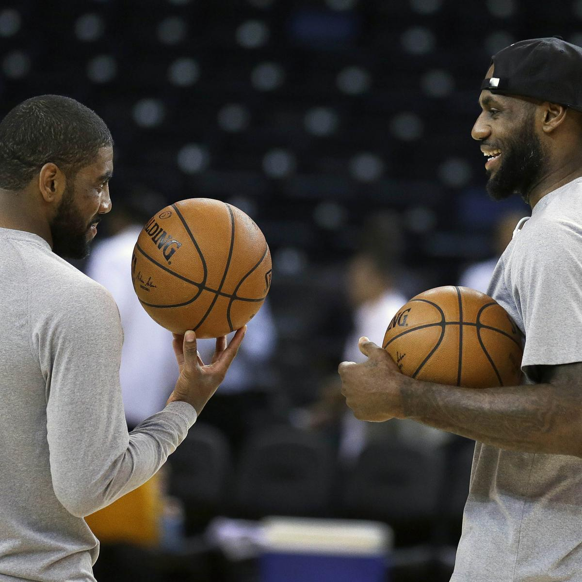 James Harden Free Agency: LeBron James' Lakers, Kyrie Irving's Celtics Draw Most