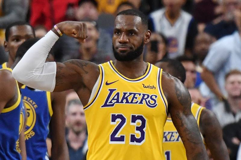 8b4dd82af40 Is There a Realistic Scenario Where LeBron James  Lakers Miss the NBA  Playoffs