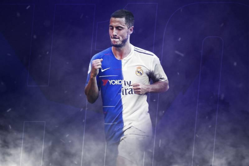18da0757e Analysing the Factors Behind Eden Hazard s Real Madrid Dream ...