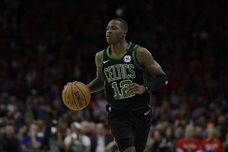 reputable site db770 a20d8 Celtics Rumors: Terry Rozier Won't Receive Contract ...