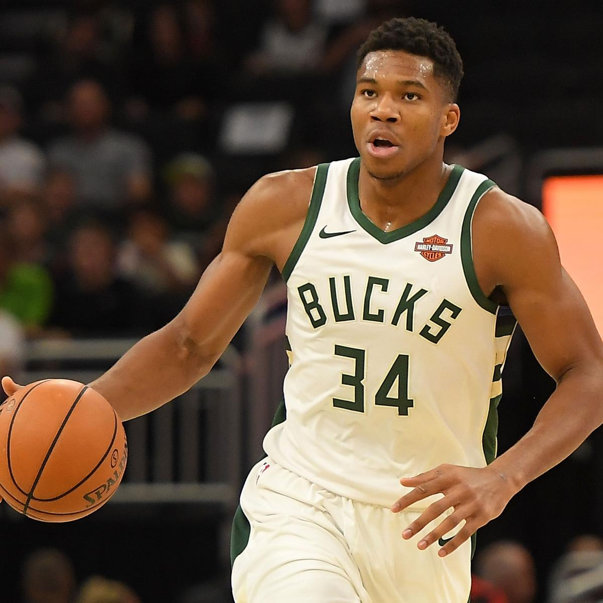 Fantasy Basketball 2018: Latest Rankings For Top NBA