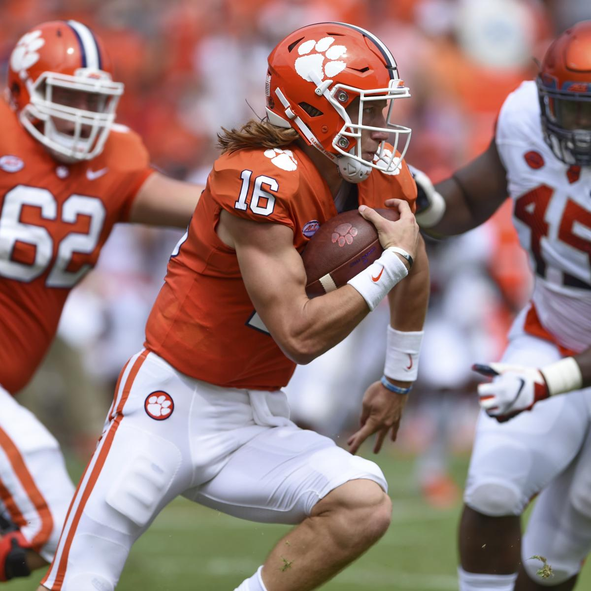 College Football Picks Week 8: Predictions for Top 25 ...