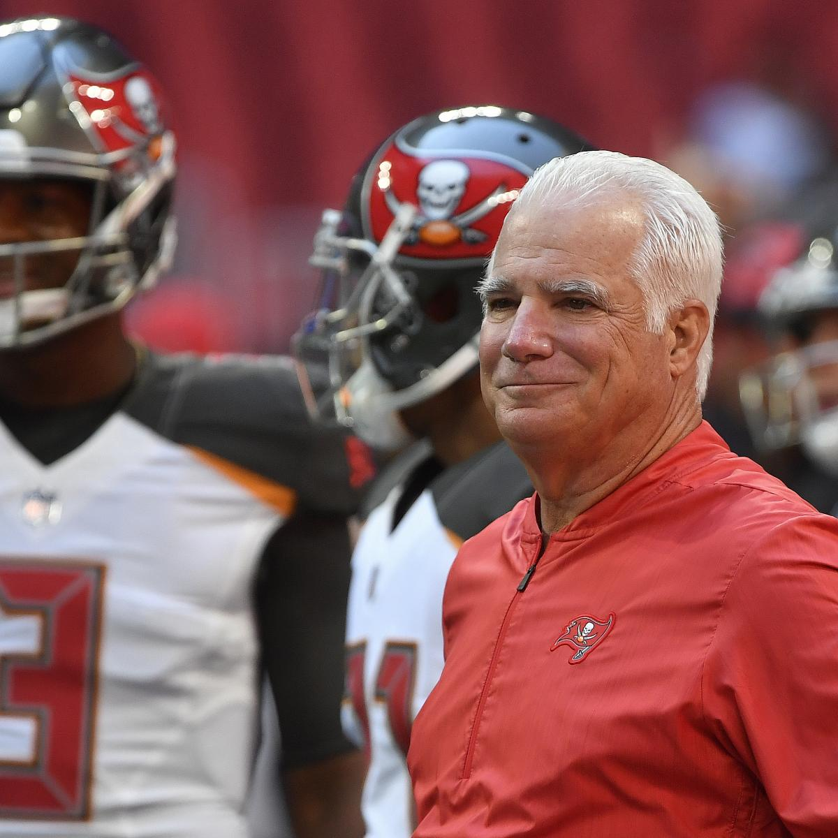 ab634156c Mike Smith Fired as Buccaneers DC  Mark Duffner Named as Replacement ...