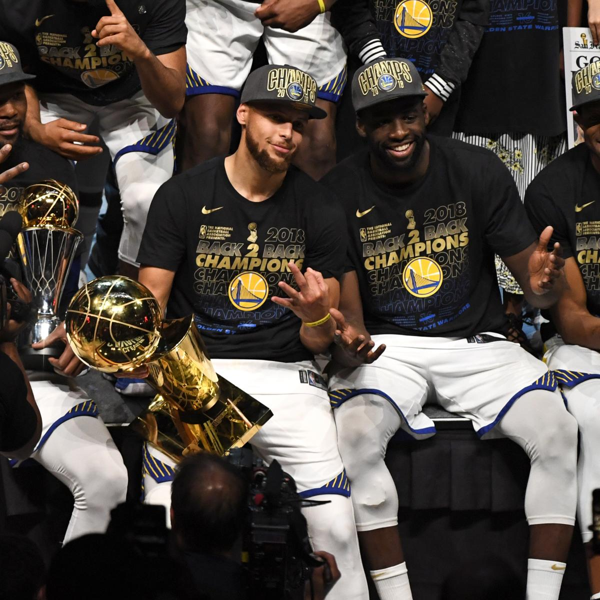 Houston Rockets Nba Championships: 2019 NBA Championship Odds: Warriors Huge Favorites Ahead