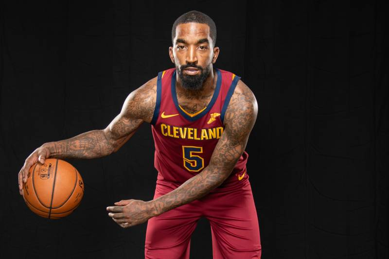 3ed6f7aba05  Not Afraid to Say Anything   JR Smith Has Become Cavaliers  Vocal Leader