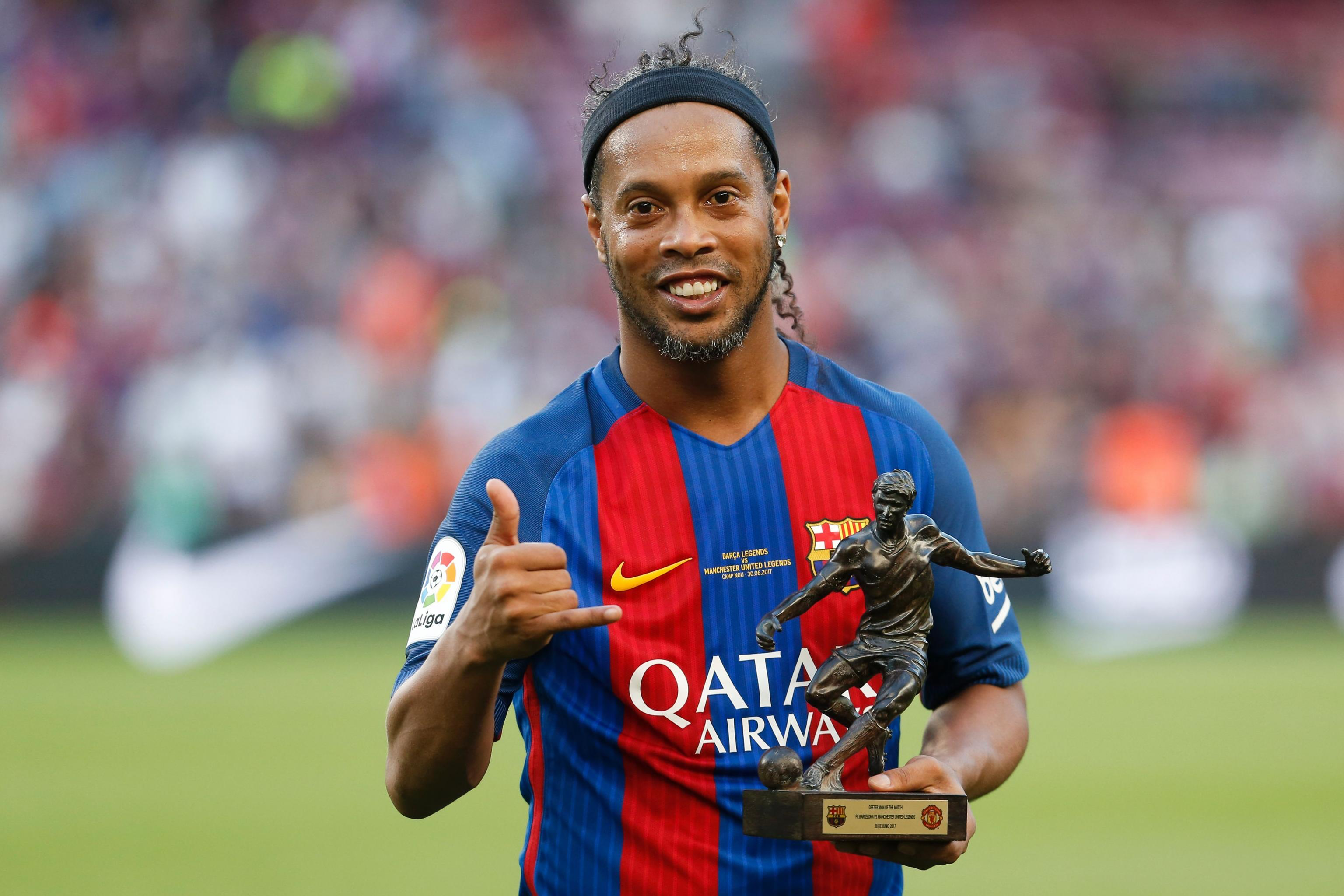 Report Barcelona To Limit Ronaldinho Rivaldo Role After Jair Bolsonaro Support Bleacher Report Latest News Videos And Highlights