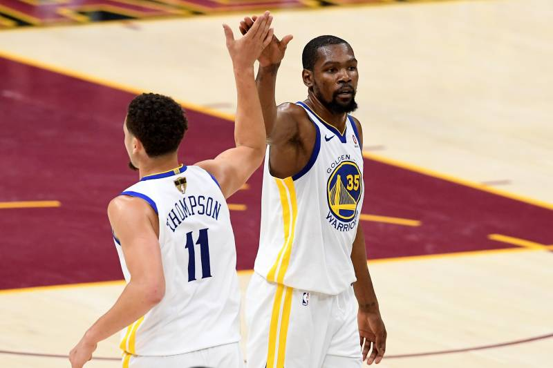 a6a84d32171c Zach Lowe  Kevin Durant Will Join Knicks  Klay Thompson Won t Take ...