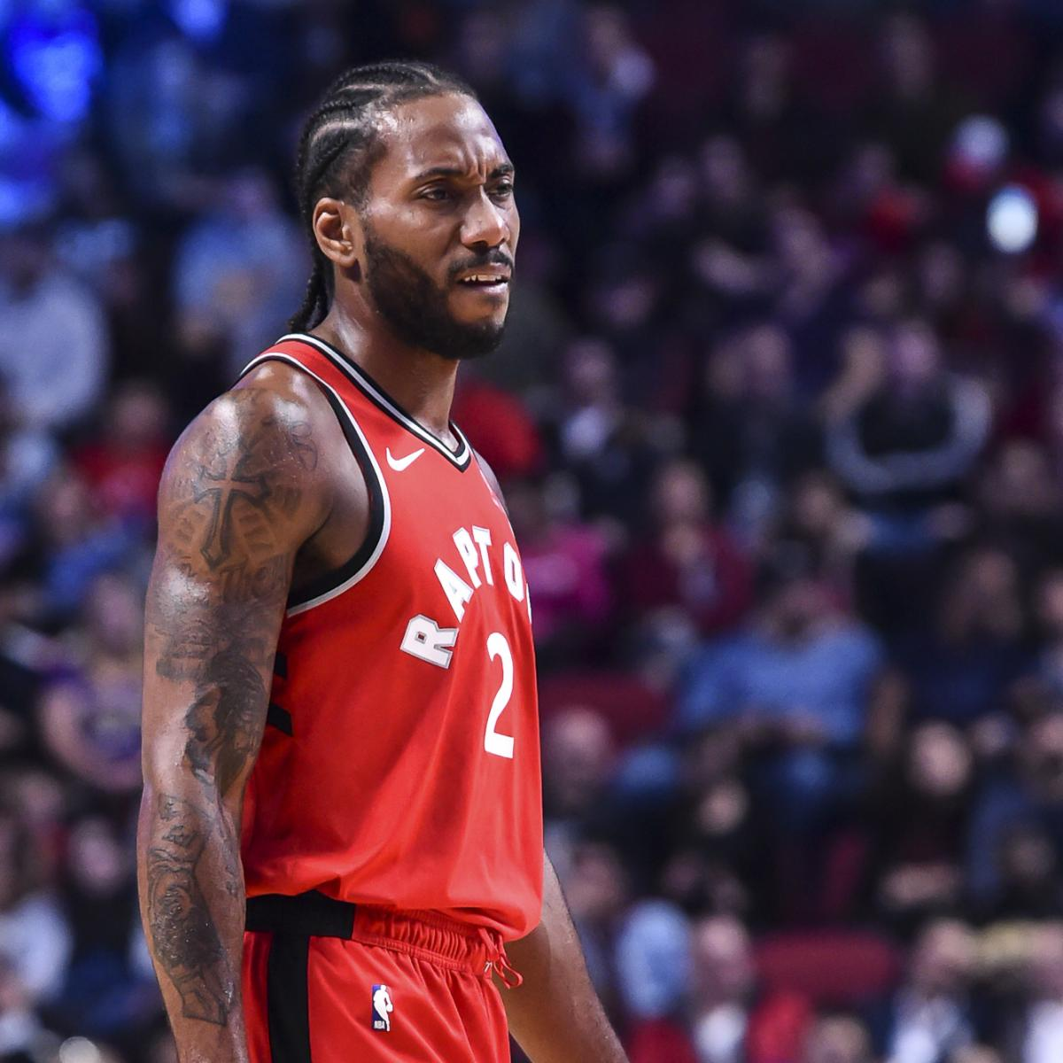 a4215ff08 Toronto Raptors  Blueprint to Re-Signing Kawhi Leonard in 2019 NBA Free  Agency