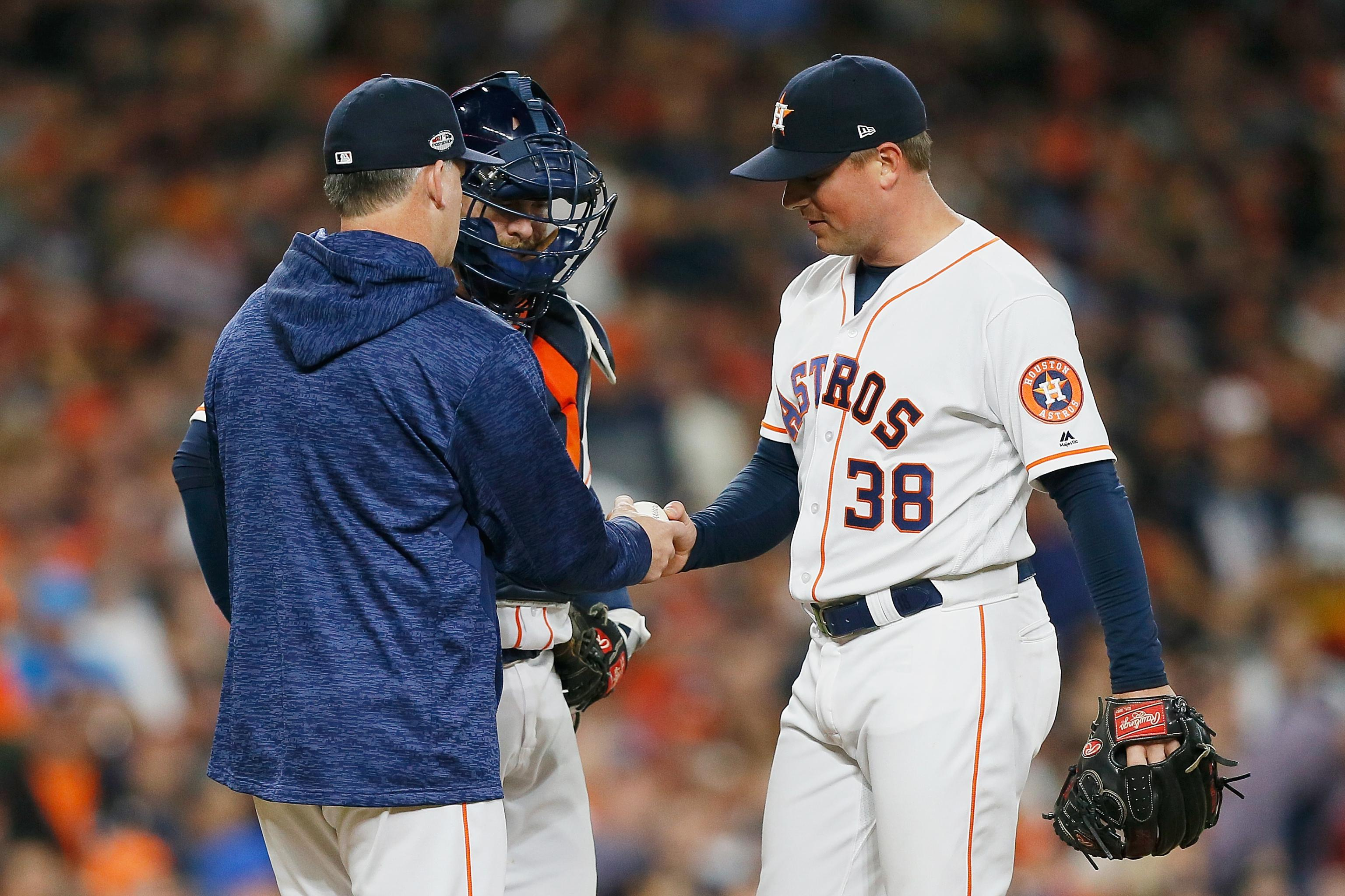bcc979584 MLB Announces Astros Won't Be Penalized After Sign-Stealing ...