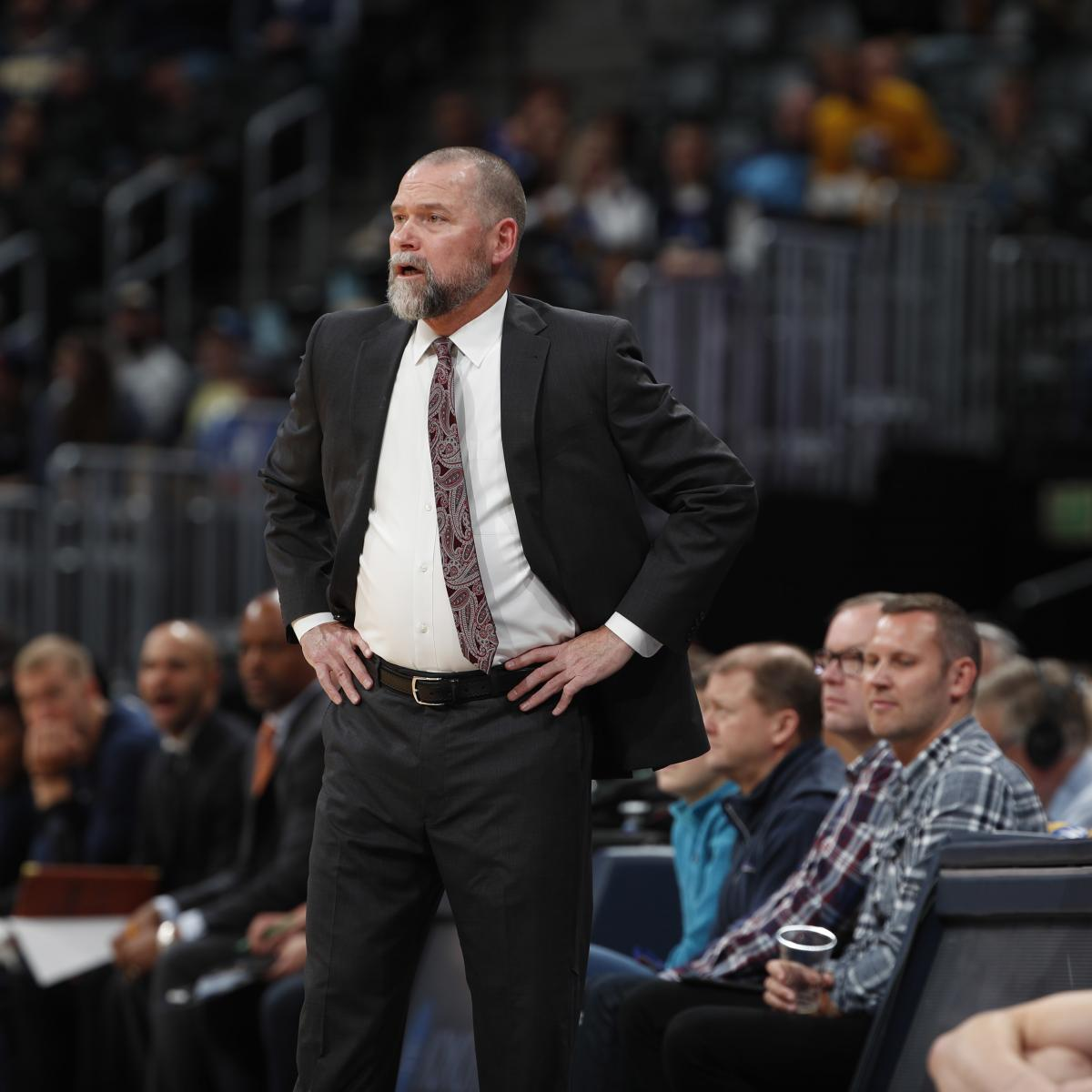 Head Coach Mike Malone, Nuggets Agree To Contract