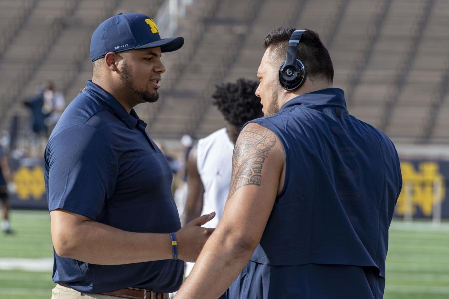 742f22dd7 Adam Kramer on College Football  Michigan s Secret Weapon on Its Coaching  Staff