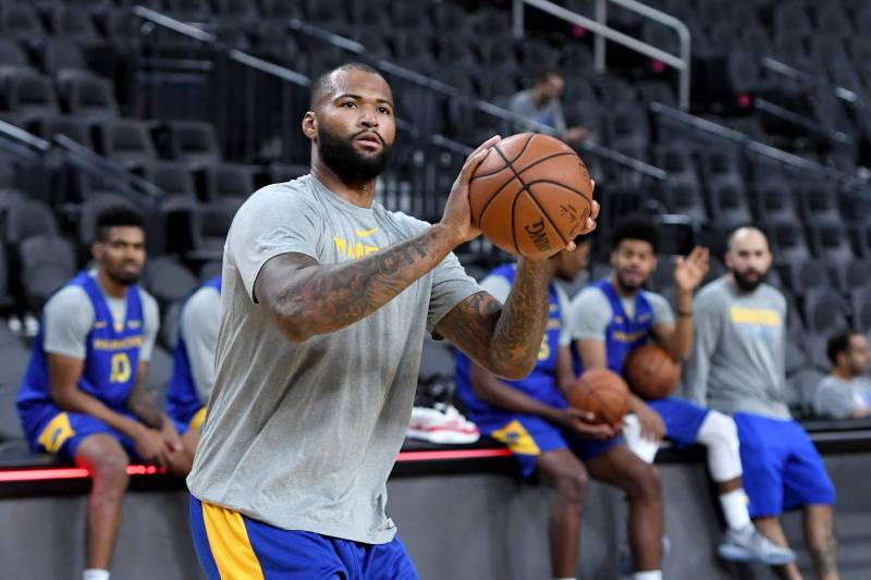 e6b99d766 Report  DeMarcus Cousins  Puma Contract Official After Nike Declines to  Match