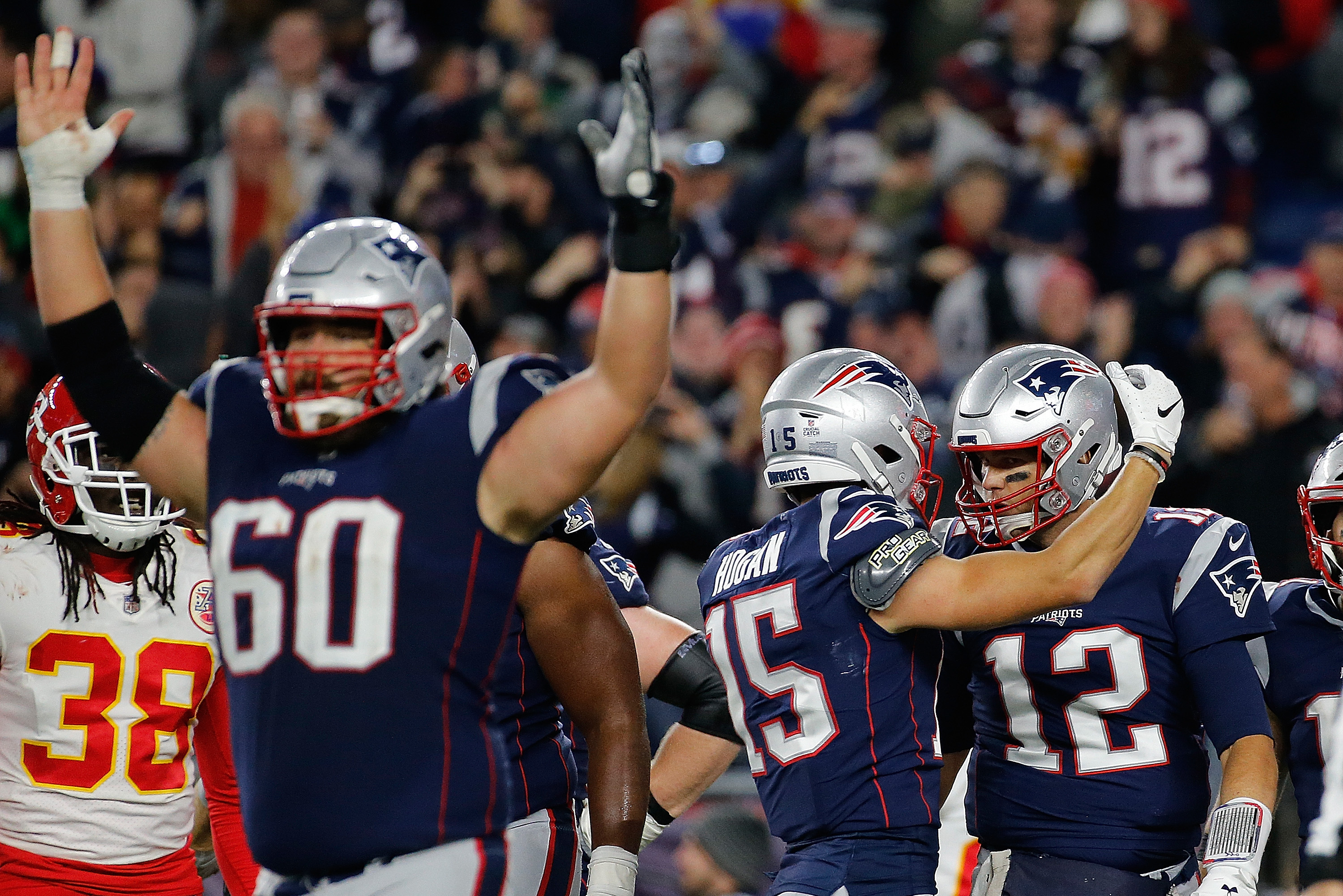 9aa0ee67 NFL TV Schedule 2018: Coverage Map, Times, Live-Stream Listings for ...