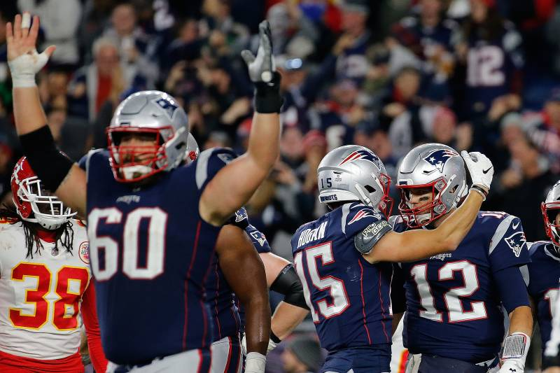 2bd38eca09e NFL TV Schedule 2018: Coverage Map, Times, Live-Stream Listings for ...