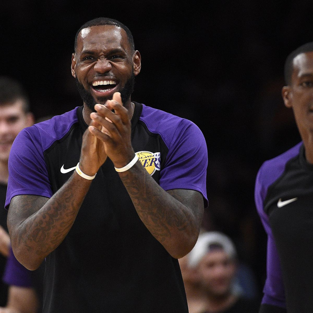 Blazers Home Court Advantage: How LeBron, LA Lakers Can Claim A Top-4 Seed Out West This